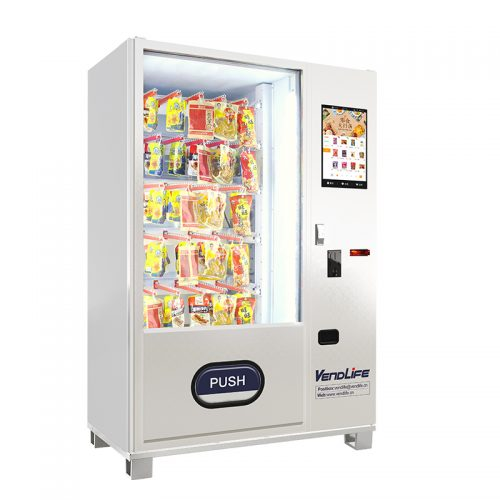 Hooked Vending Machine-For Irregular Goods