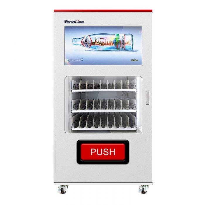 Big screen vending machines for Advertising