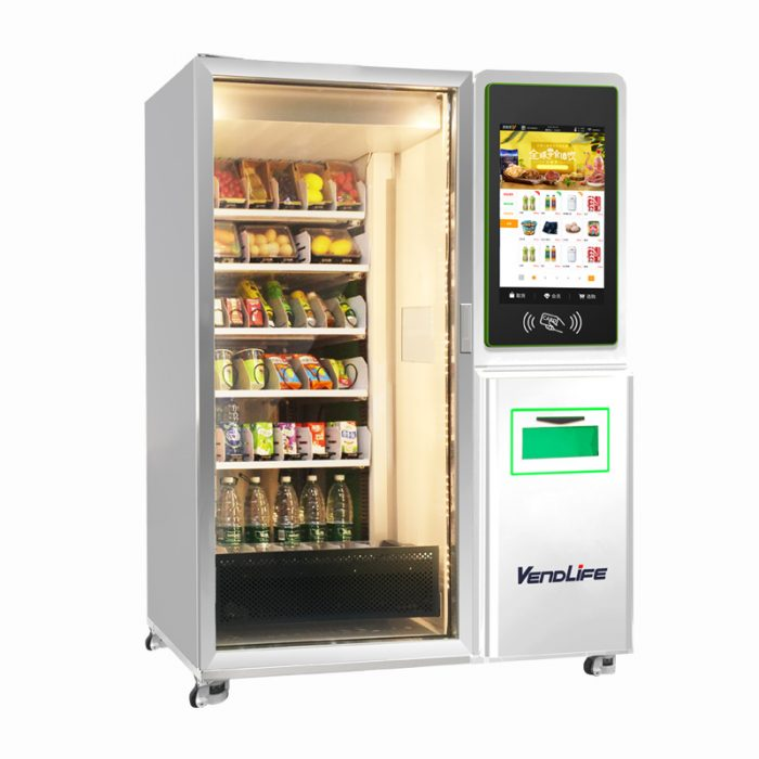 Elevator Vending Machine with Lift System