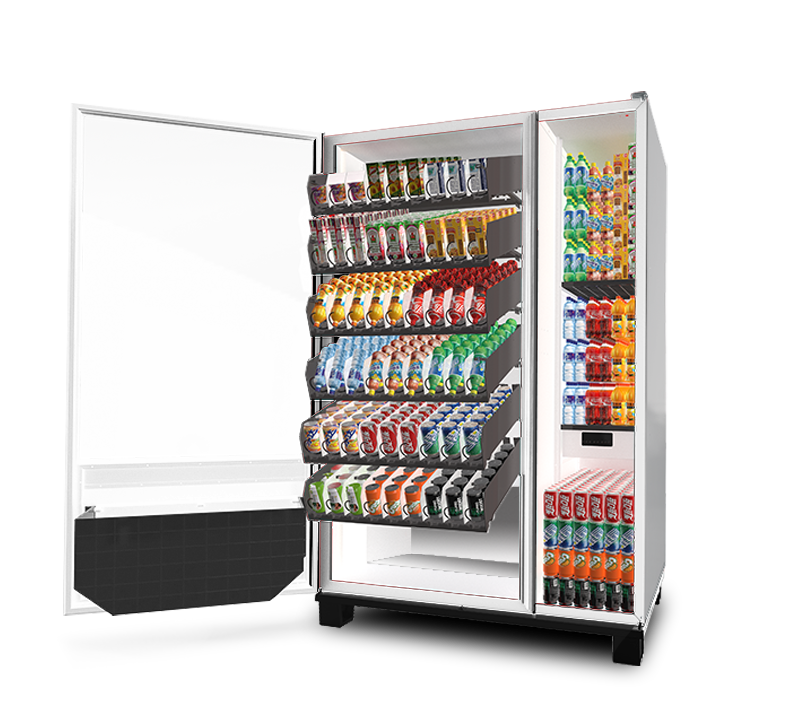 Vendlife drink vending machine