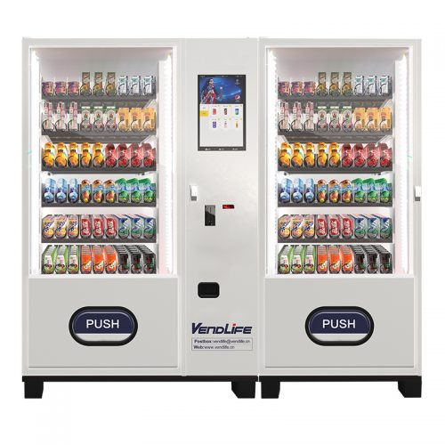Vendlife big capacity drink vending machine