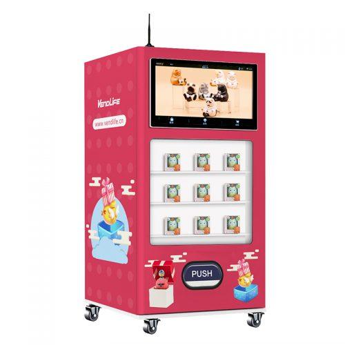 Gift vending machines