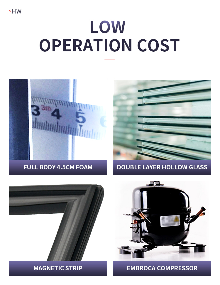 Low operation cost