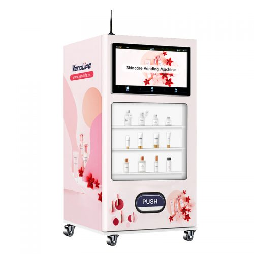 skincare vending machine