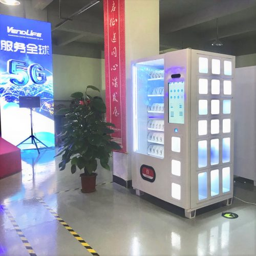 Vendlife locker vending machine for drink