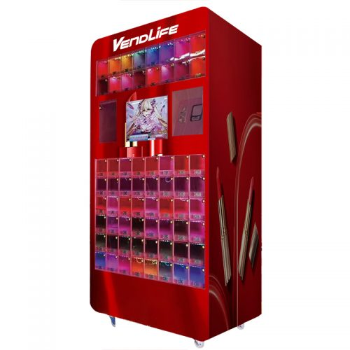 cosmetic eyelash vending machine for sale