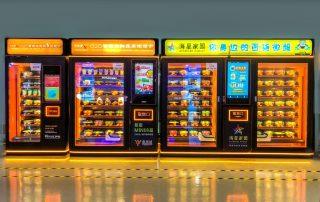Vendlife HOT food vending machine
