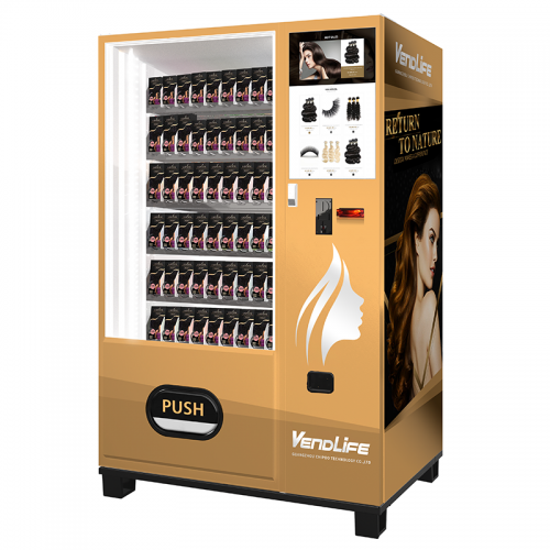 eyelash vending machine