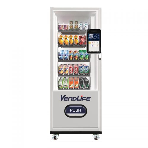 small cheap vending machine